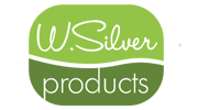 W. Silver Products Logo
